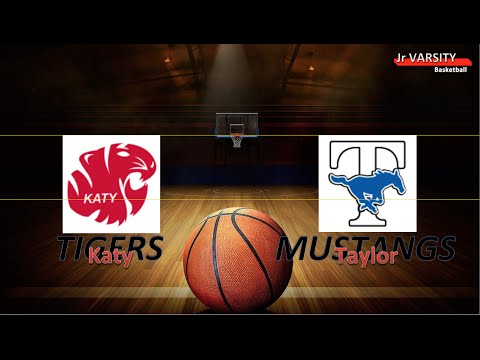 Katy v Taylor - JV Basketball - 1-19-16