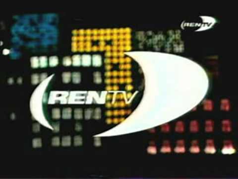 Заставка рекламы REN-TV (1997) (фрагмент)