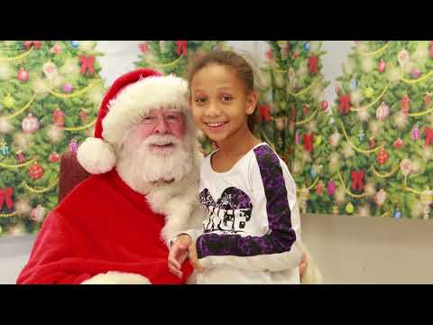 Demountable Concepts Holiday Party Boys and Girls Club 2017