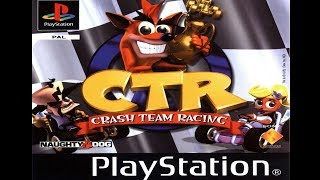Crash Team Racing Soundtrack Road To CTR Nitro Fueled