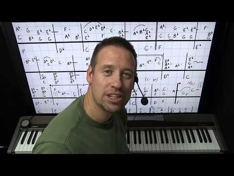Piano Lesson  Piano In The Dark