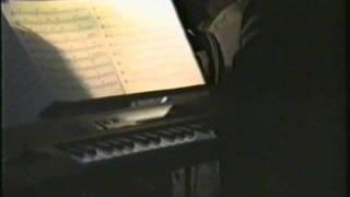 Salsa Piano Solo (Improvisation) in B Flat Major / Si Bemol Mayor - Albeniz Quintana on Piano