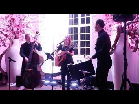 Vlog: Akoestische coverband Gold Collective, live muziek bruiloft, bruiloftmuziek - Slot Doddendael