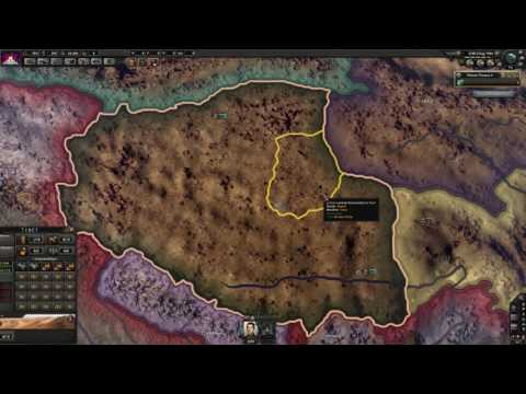 Hearts of Iron IV Tibet Ep 1 [The beginnings of an Empire]