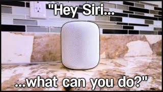 Apple HomePod - What Can It Do?