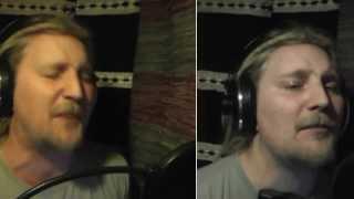 Alice in Chains - Them Bones Live Vocals by Rob Lundgren