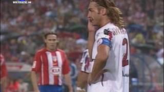 Atletico 2 Sevilla 1 (Liga 2006-2007)