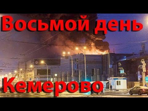 Восьмой день. Кемерово. Новосибирск.