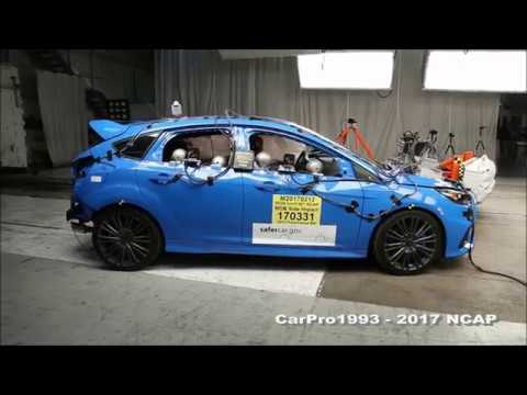 - Ford Focus RS NHTSA Side Impact