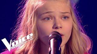 Michel Berger | Quelques mots d'amour | Zoé | The Voice France 2020  | Blind Audition