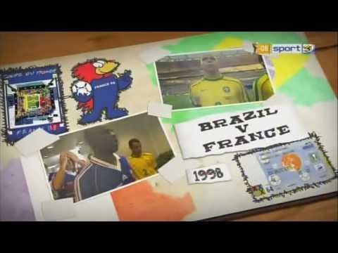 World Cup Scrapbook -1998 Final - France vs Brazil