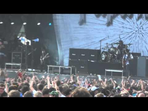 Papa Roach - Last Resort @ Dour Festival 2011