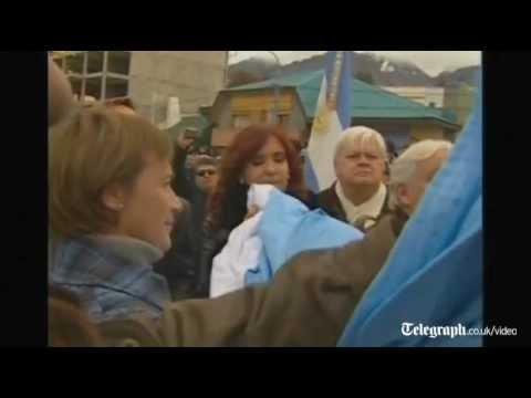 Argentina's 'Queen Cristina' seeks return to politics with Senate bid