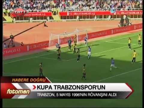 Trabzonspor 3 - 1 Fenerbahçe Ziraat Türkiye Kupası Maçın Özeti 5 Mayıs 2010(HQ).flv