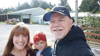 Vlog 106: Joe's Place Farms In Vancouver, Washington