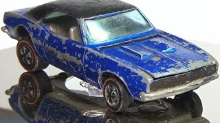Redline Restoration: Hot Wheels 1968 Custom Camaro thumbnail