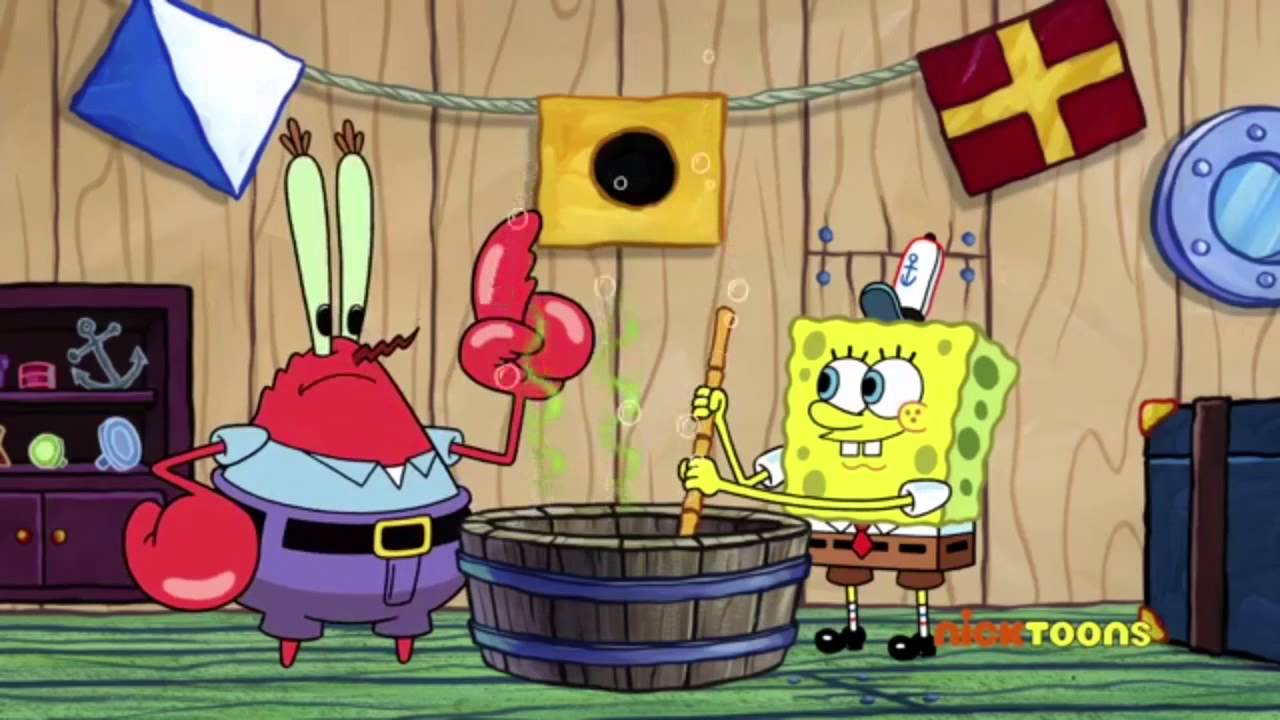 Spongebob Evil Spatula Youtube
