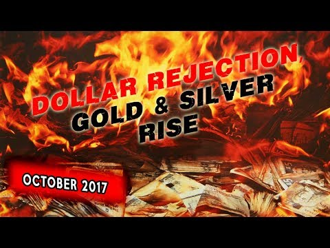 ♞ LONDON ANALYST - Dollar Rejection, Gold & Silver Rise♘