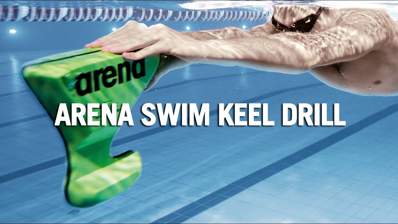 bc2ca62261354 arena Swim Keel - Unstable Pullbuoy (for experienced swimmers). arena water  instinct
