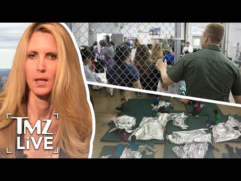 Detention Camp Kids Are Actors Pulling 'Political Stunt'?! | TMZ Live