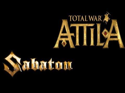 Sabaton - Man of War (Attila: Total War) [Lyrics ITA]