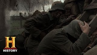 Life in a Trench | World War I | History