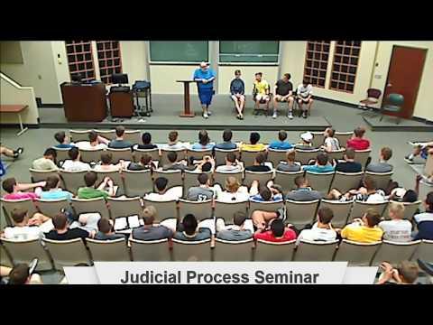 Illinois Boys State - Electoral Process Seminar (Incorrect Title)