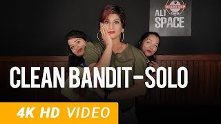 Clean Bandit - Solo | Dance Fitness Choreography by Vijaya Tupurani