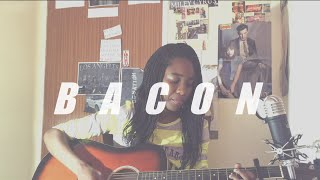 Nick Jonas - Bacon ft Ty Dolla $ign (Acoustic Cover)