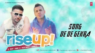 """DE DE GERA PUNJABI SONG"" JUGGY D, G-DEEP (Audio) 