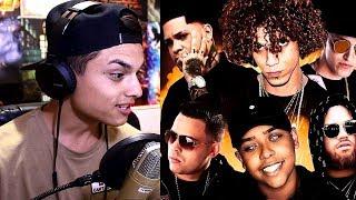 [Reaccion] Jon Z -Viajo Sin Ver Remix (Official Video) ft. De La Ghetto, Almighty, Miky Woodz, El...