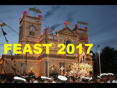 Colombo St.Anthony's Shrine Feast 2017