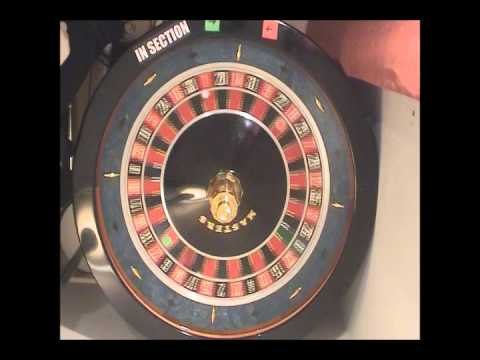 Video Roulette wheel 00 odds