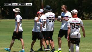 2018 WU24UC - Germany vs Singapore Mixed 5/6 Playoff Day 6 - Reupload