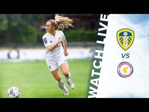 SOCCER LIVE: Leeds United Women v Liverpool Feds |  FA Women's National League