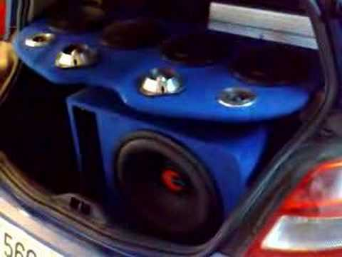 At Tuning Car Audio Youtube