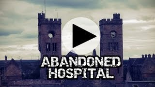 Abandoned Hospital Psychiatric Hartwood HD - Urbex Derelict Explore Abandoned Scotland