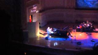 "Michael Stipe performs ""Saturn Return"" for Tibet House Benefit concert @ Carnegie Hall in NYC"