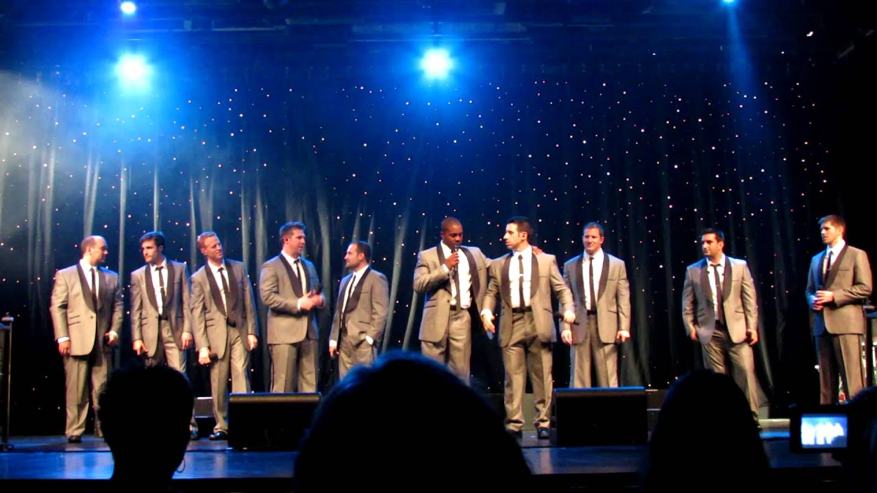 Straight No Chaser -- 12 Days of Christmas - YouTube