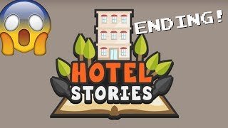 Ending In Roblox Hotel Stories!