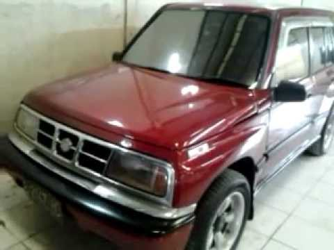 Suzuki Escudo JLX Th. 96 | mobil bekas Jakarta | otoguide ...