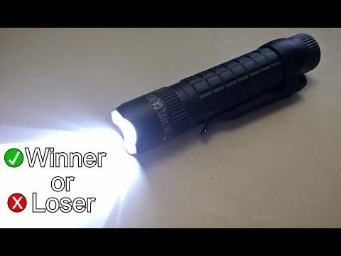 Maglite Mag-Tac LED Flashlight - ✓ Winner or X Loser - A Gentlemans Review