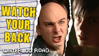 Download Paul Steals A Knife From School: Waterloo Road Throwback Thursdays Mp3 and Videos