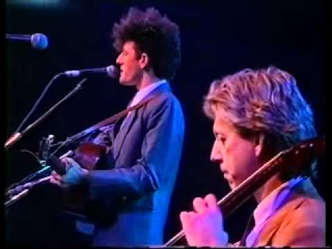 John Prine introduces Lyle Lovett - If I had a boat