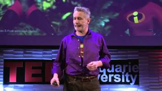A four day week at full pay? Now that's work-life balance | Craig Errey | TEDxMacquarieUniversity