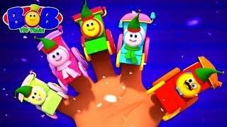 Christmas Finger Family | Nursery Rhymes & Songs for Babies | Videos for Kids