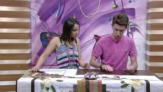 Toalha de mesa em patchwork – Ataide Depizzol PT1