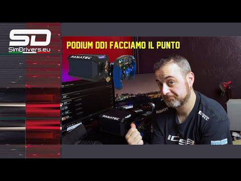 Fanatec Direct Drive Podium DD1 - Facciamo Il Punto [ITA ᴴᴰ]