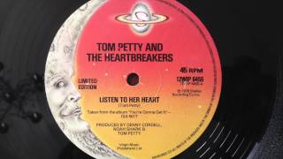 Tom Petty and The Heartbreakers - Listen To Her Heart [Needle Drop]
