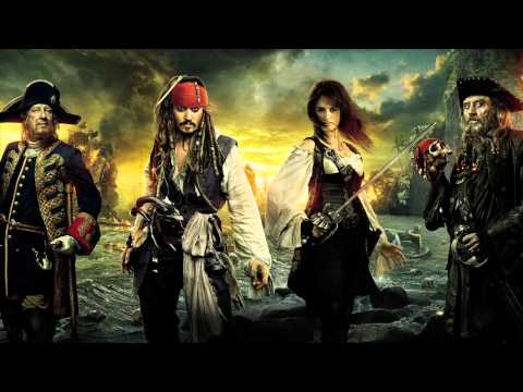 """""""Pirates of the Caribbean"""" - He's a Pirate - Electronic Version"""